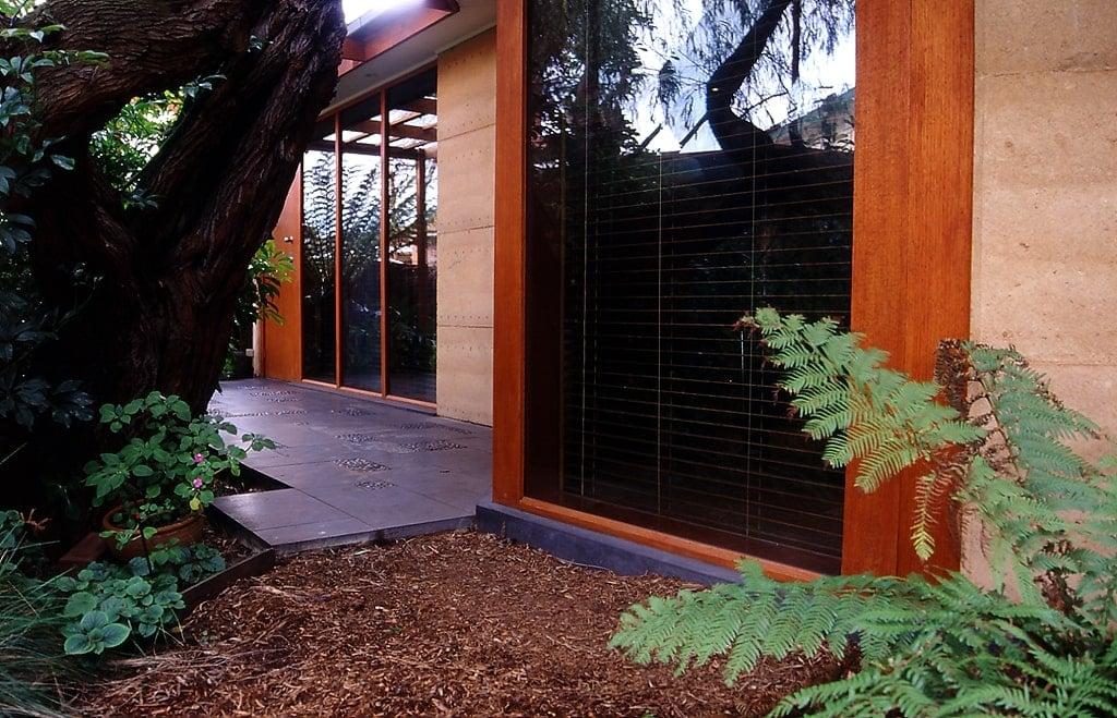 Ultrasound6 studio exterior garden