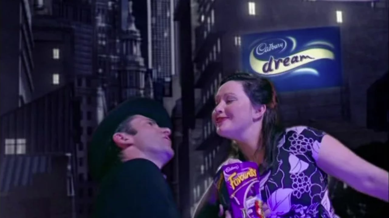 Cadbury Favourites Anything Goes
