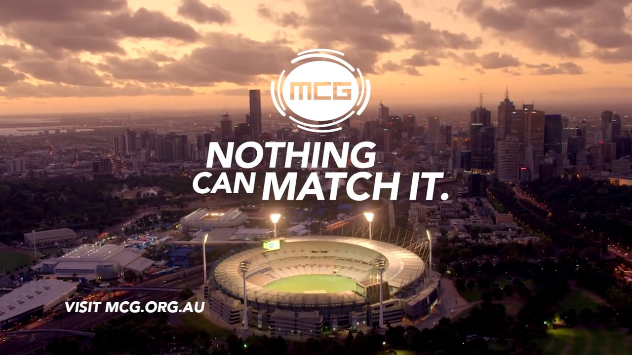 MCG - Nothing Can Match It