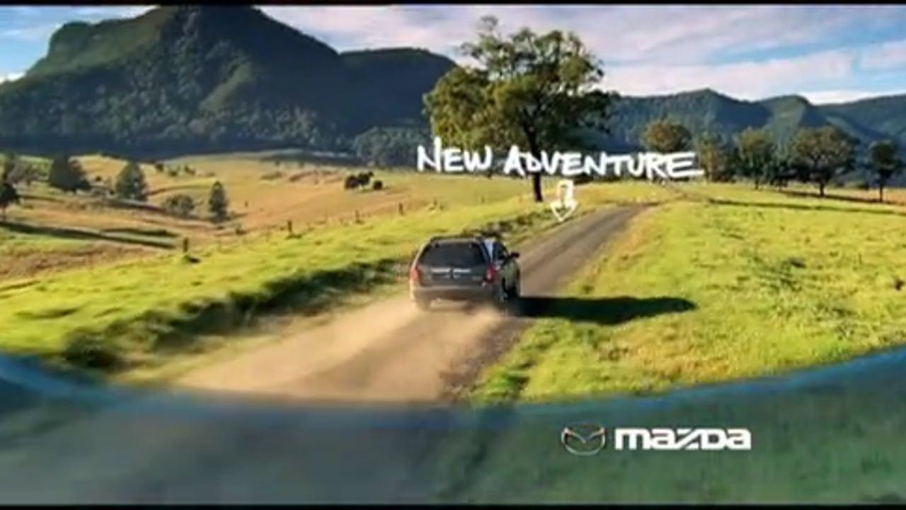 Mazda - Tribute
