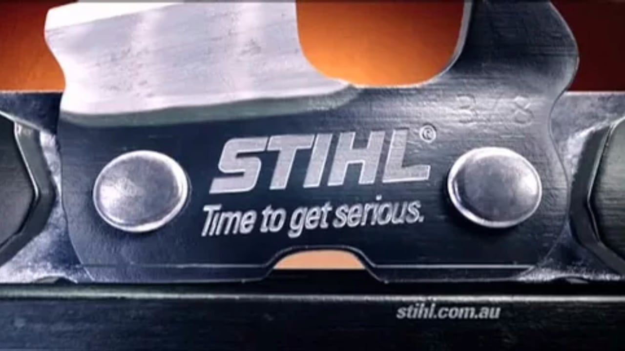 Stihl - Time To Get Serious